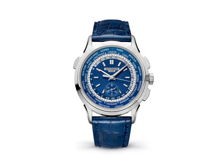 Часы World Time Chromograph (Ref. 5930G), Patek Philippe