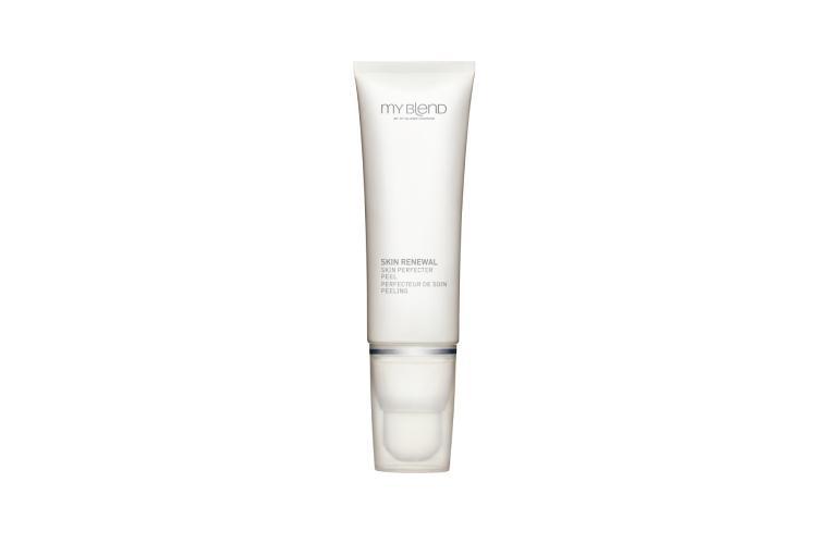 Отшелушивающее средство My Blens Skin Renewal сочетает в своей формуле гликолевую и салициловую кислоты