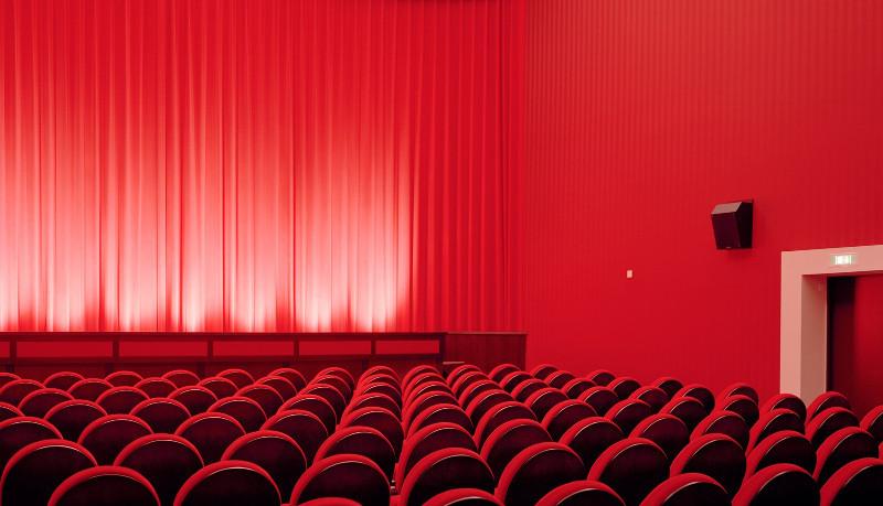 Юлиан Фаульхабер. Кинотеатр, 2006 Julian Faulhaber Kino (Cinema), 2006