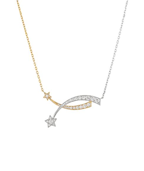 Подвеска Comete Entrelace, Chanel Fine Jewelry