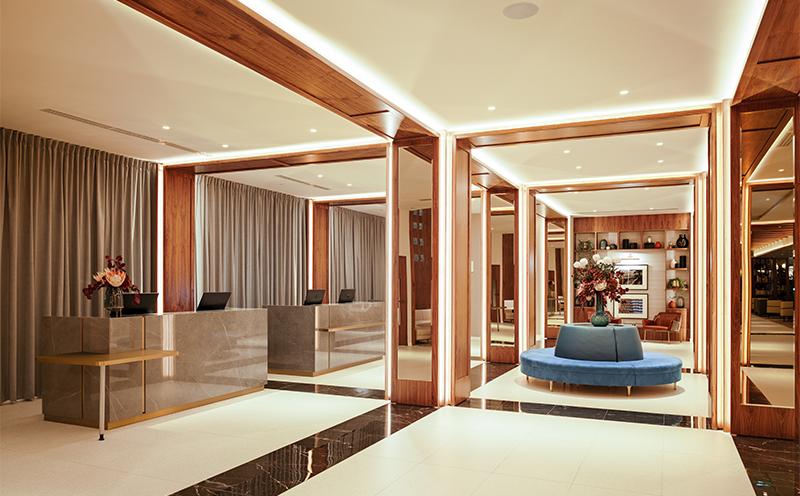 Отель Sheraton Grand Warsaw