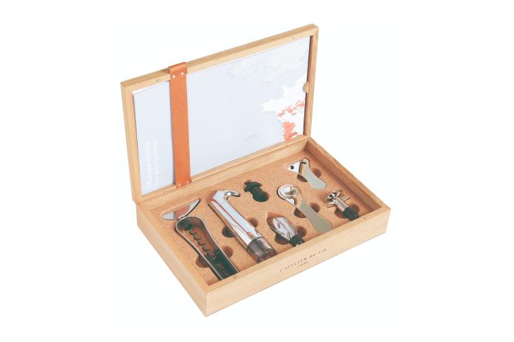 Набор винных аксессуаров L'atelier Du Vin, 51 490 руб. (simplewine.ru)
