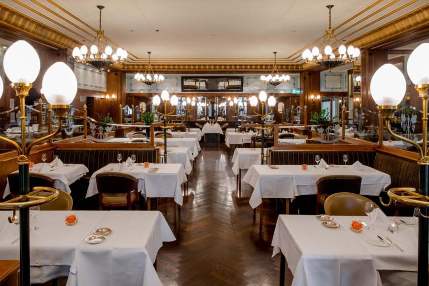 Ресторан Jack's Brasserie