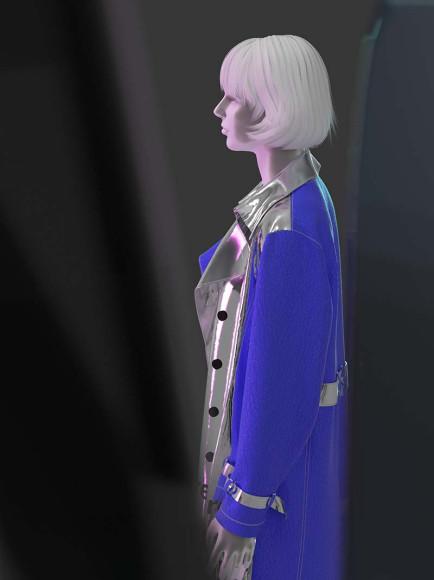 Первая коллекция виртуальной одежды Replicant