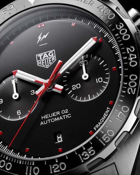 Часы TAG Heuer, созданные в сотрудничестве с Хироши Фудживарой