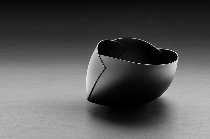 Ан Ван Хой, керамическая чаша, галерея Marc Heiremans