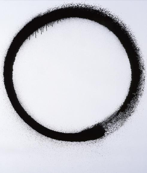 Такаси Мураками. «Энсо. Дзен, белое и черное», 2015