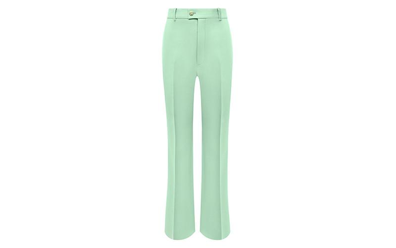 Женские брюки Gucci, 64 950 руб. (ЦУМ)