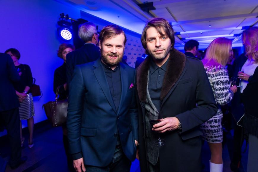 Ким Белов и Николай Усков
