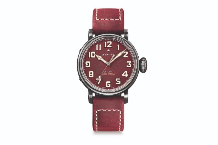 Часы Pilot Type 20 Extra Special, Zenith
