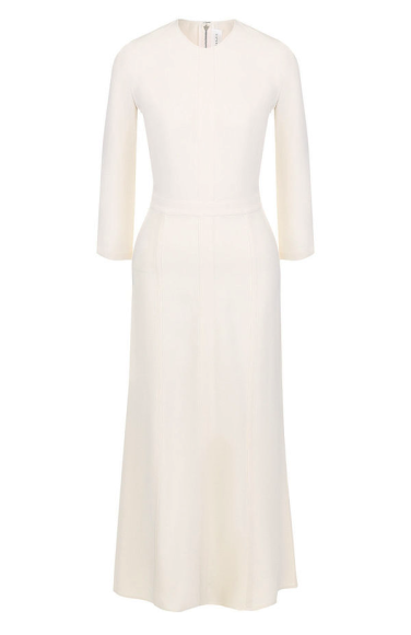 Платье Victoria Beckham (ЦУМ) — 131500 руб.