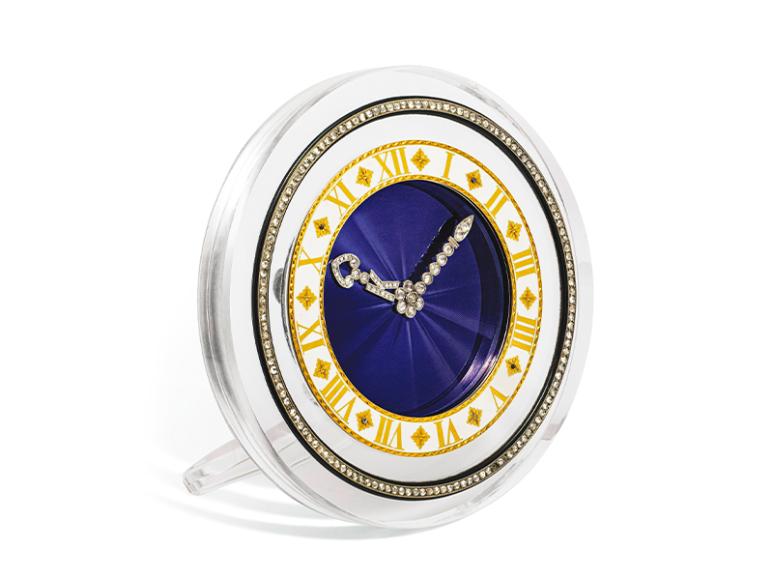 Часы в стиле ар-деко, ок. 1922 года,эстимейт80-120 тыс. CHF
