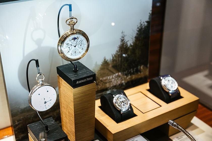 Часы компании Audemars Piguet