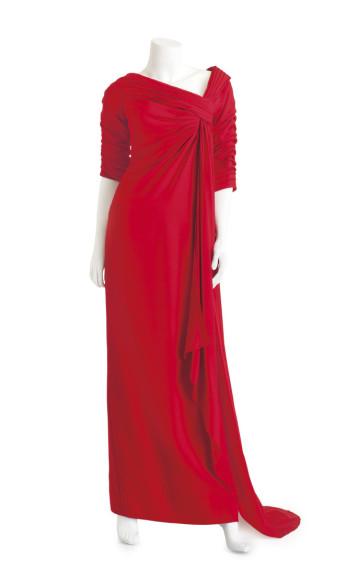 Платье, Christian Dior