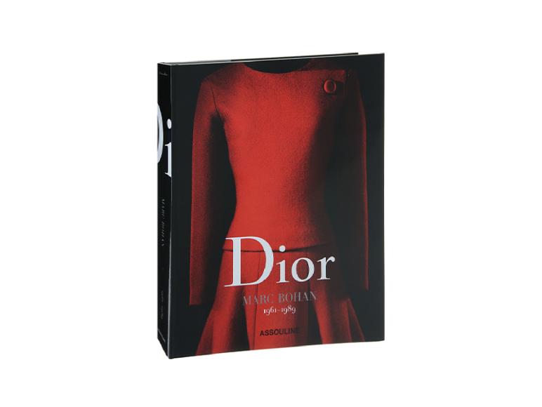 Книга «Dior by Marc Bohan», Assouline, 14233 руб. (ozon.ru)