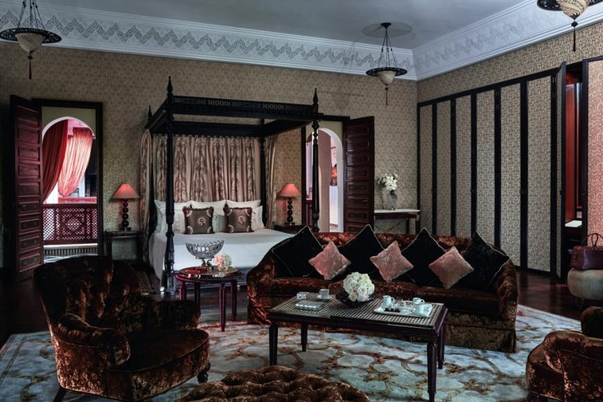 Спальня,риад Grand