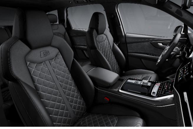 Спортивный кроссовер Audi SQ7