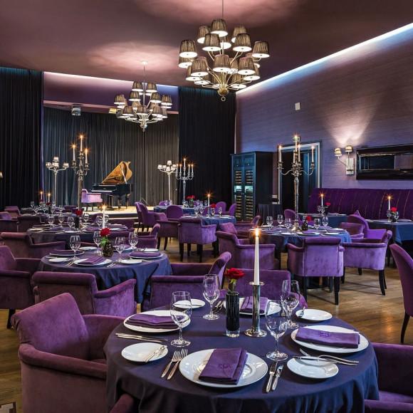 Отель Rodina Grand Hotel & SPA