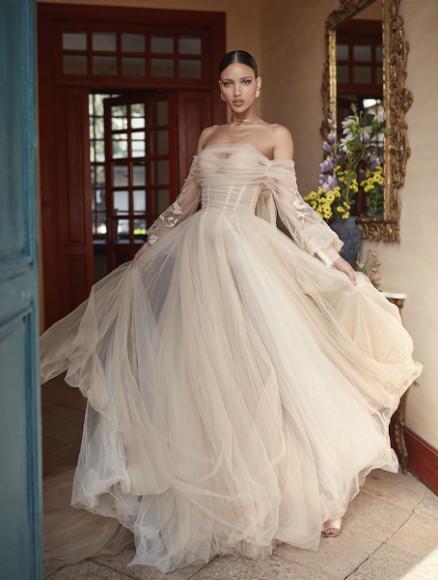Платье Galia Lahav, 594 940 руб. (BoscoCeremony)
