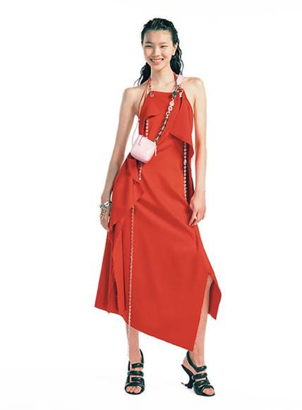 Givenchy, весна-лето 2021