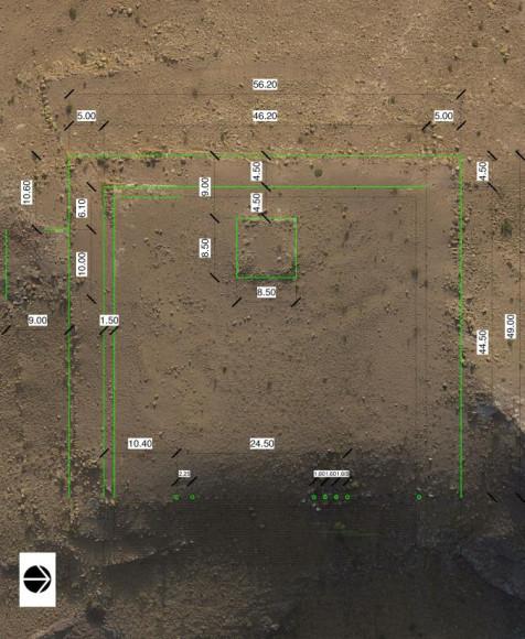 Спутниковый снимк высокого разрешения