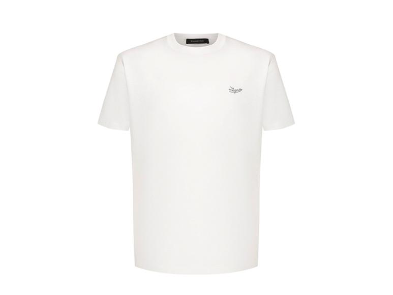 Мужская футболка Ermenegildo Zegna, 21 700 руб. (ЦУМ)