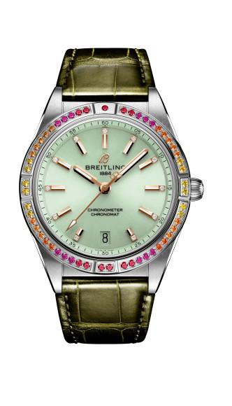 Часы Chronomat Automatic 36 South Sea, Breitling