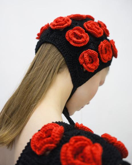 Женская шапочка M_U_R, 6 тыс. руб. (m-u-r.cc)