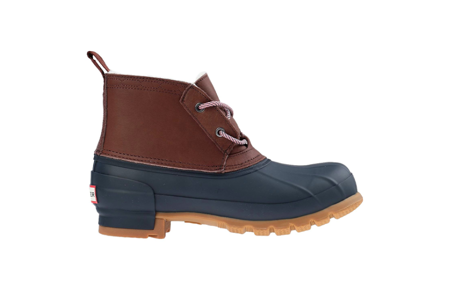 Женские ботинки Hunter, 9490 руб. (yoox.com)