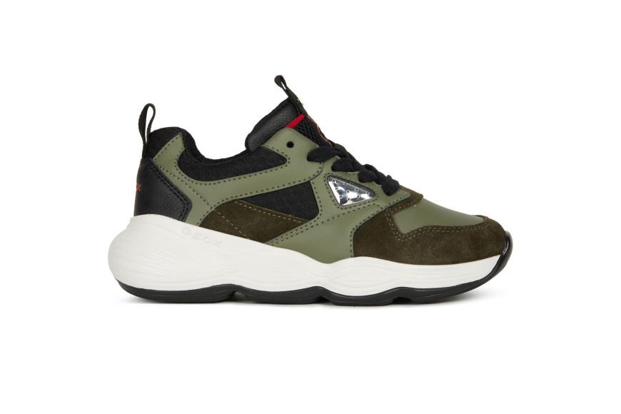 Коллекция обуви Bubblex, Geox