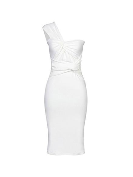 Платье Stella McCartney, 44 000 руб. (yoox.com)