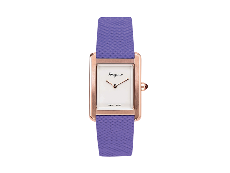 Часы Portrait Lady, Salvatore Ferragamo, 85410 руб. (магазины alltime.ru)