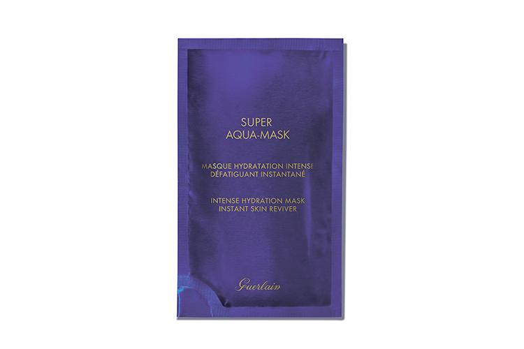 Увлажняющие маски в саше Super Aqua, Guerlain