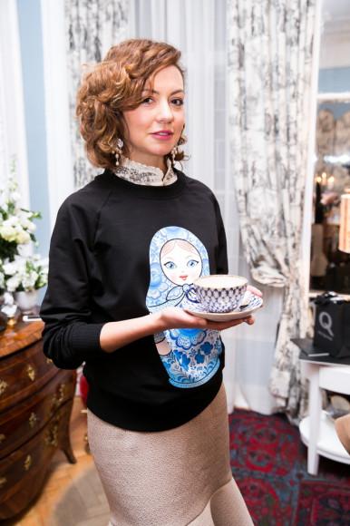 Ведущая Татьяна Геворкян