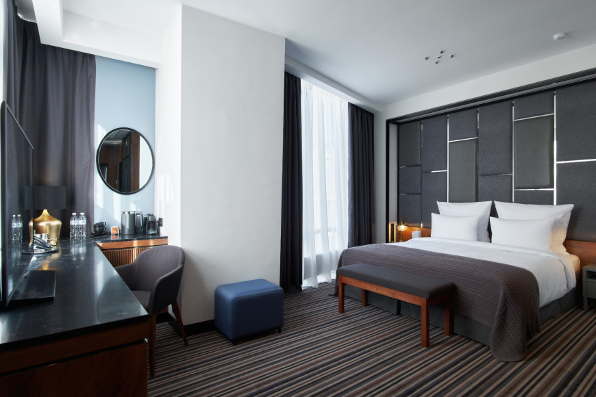 Номера в отеле ARKA Hotel by Ginza Project