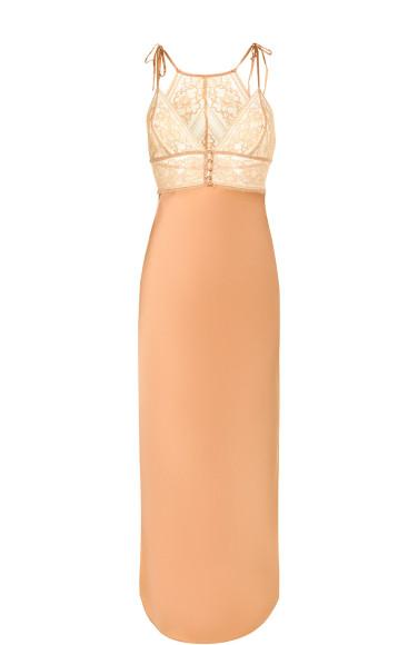 Шелковая сорочка Stella McCartney (tsum.ru)  — 24700 руб.