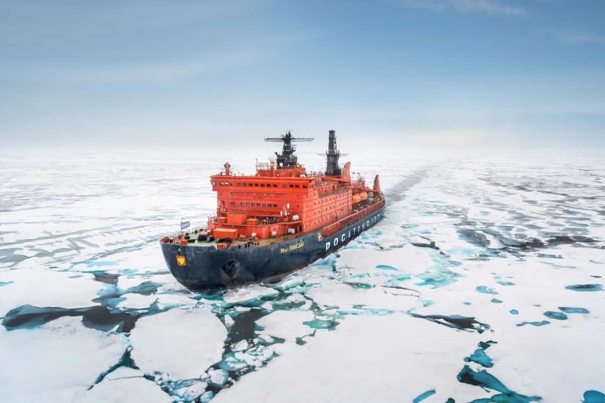 Круиз на Северныйполюс