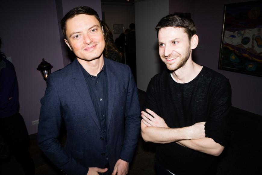 Игорь Гребельников, Harper's Bazaar Art и Алексей Новоселов, ММСИ_1