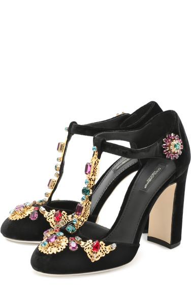 Босоножки Dolce & Gabbana, 59 700 руб.