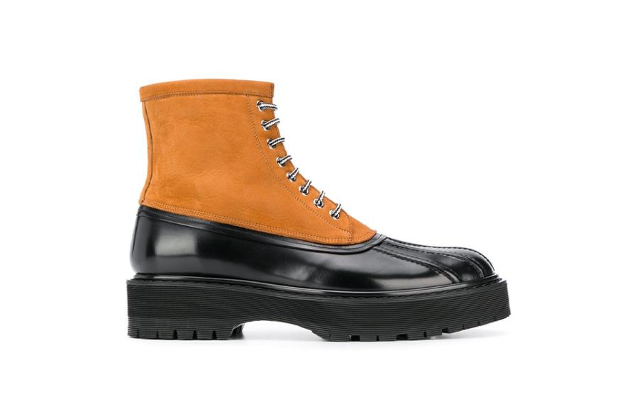 Мужские ботинки Givenchy, 44 614 руб. (farfetch.com)