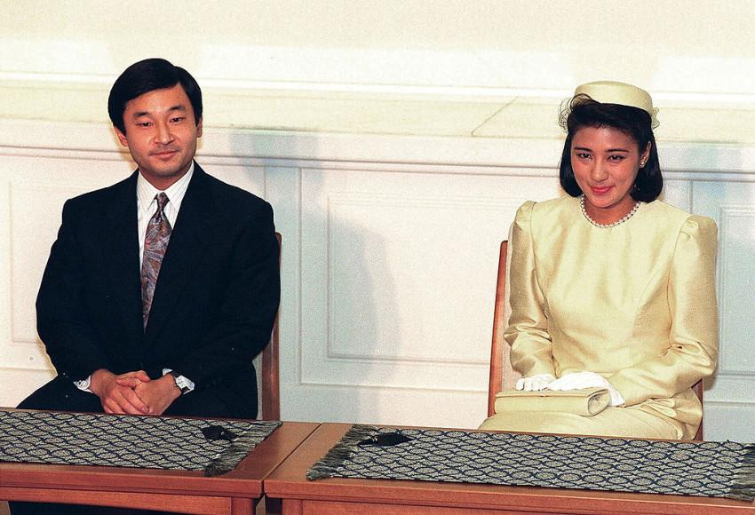 Пара в день свадьбы, 1993
