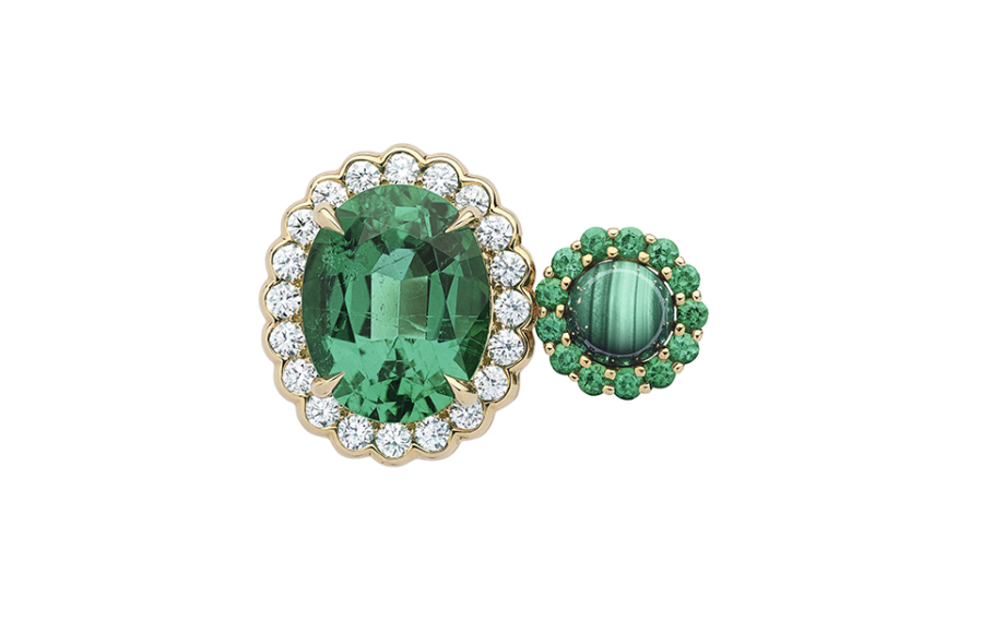Кольцо из коллекции Dior et Moi