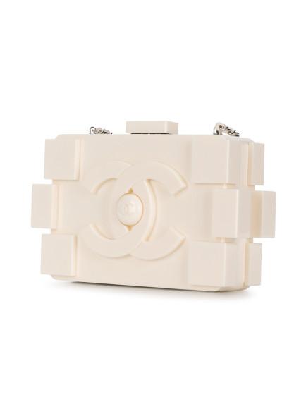 Сумка Boy Brick, Chanel Vintage (farfetch.com) — 846882 руб.