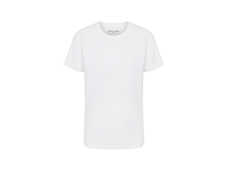 Женская футболка Bottega Veneta, 23 100 руб. (ЦУМ)