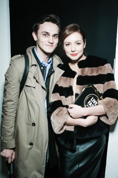 Петр Илингин и Татьяна Геворкян