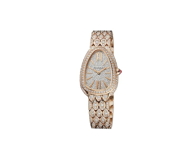 Часы Serpenti Seduttori, Bvlgari, 7 448 000 руб. (Bvlgari)