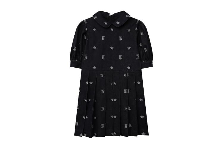 Платье Burberry, цена по запросу (ЦУМ)