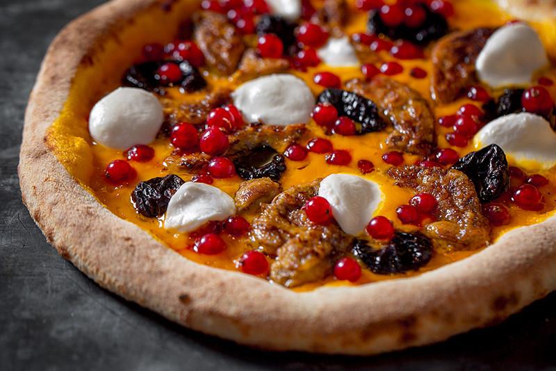 Пицца «Россини»