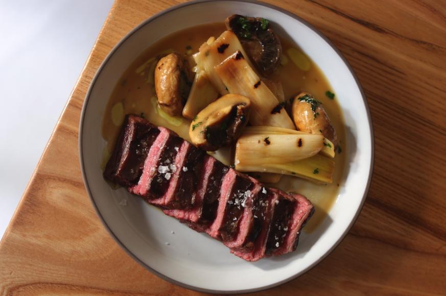 Flank steak MargaritaBistro