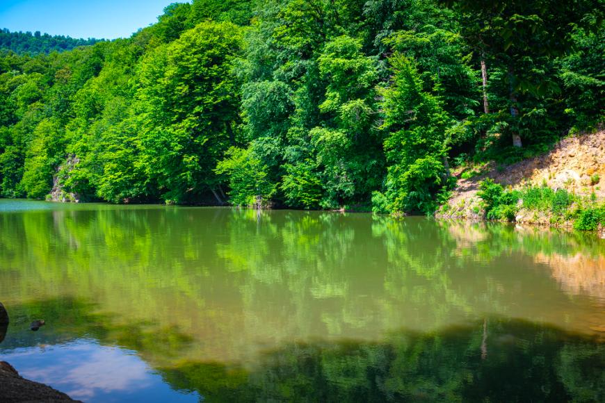 Озеро Парз-Лич
